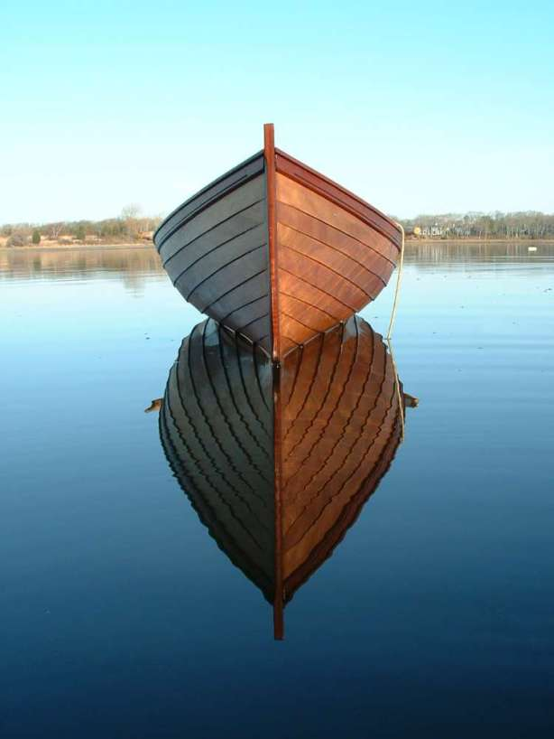 Old Wooden Row Boats Old Wooden Row Boat For Sale