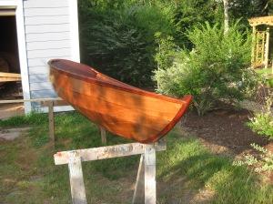 nelsons, green boat, shellback 014